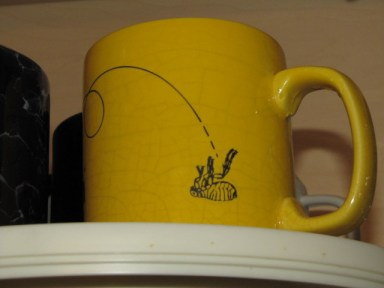 Safrotin Coffee Mug, Back