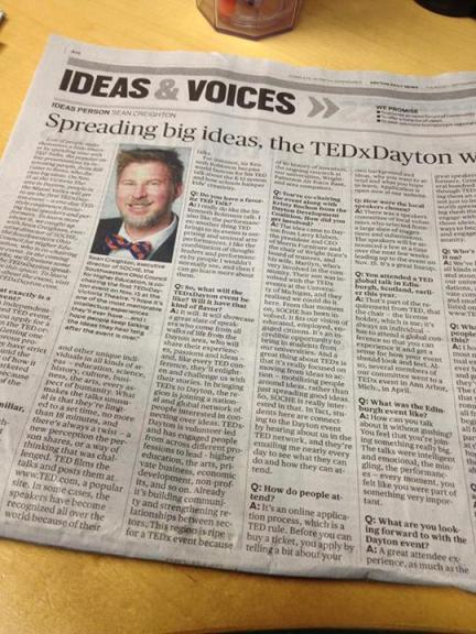 Ideas and Voices Dayton Daily News