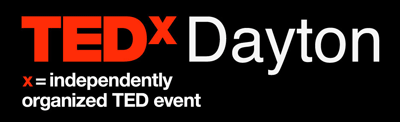 TEDxDayton logo for event