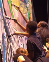 The Stivers School for the Arts Painters