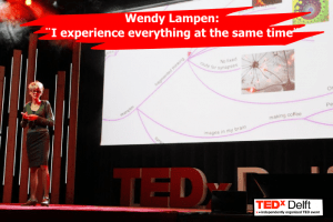 Wendy's TedTalk @ TEDxDelft on 5th October 2012