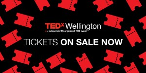 TEDxWellington tickets on sale now