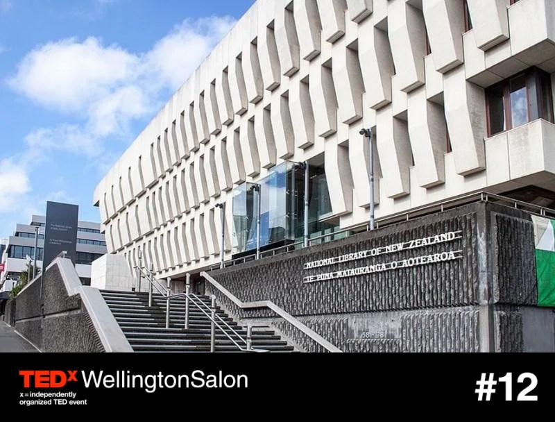 TEDxWellington Venue Picture