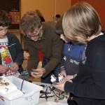 TEDxYouthFlanders 2011 lego robot