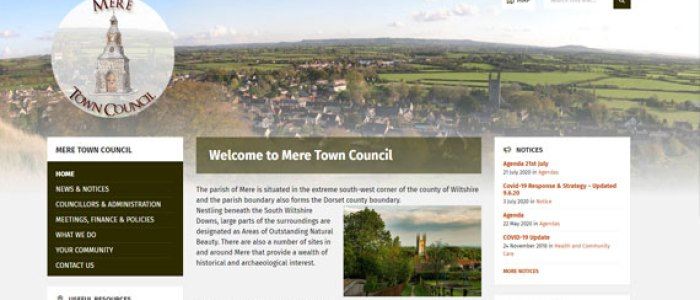 Mere Town Council