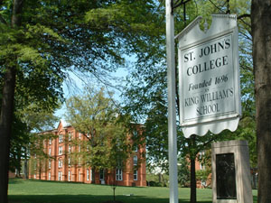 St. John's College, Annapolis, MD