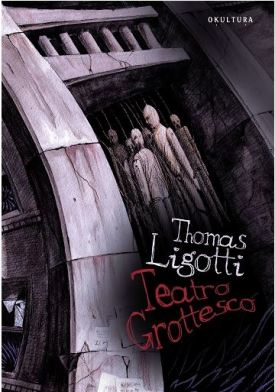 Teatro Grottesco - Okultura Publishing -- Cover Illustration by Serhiy Krykun