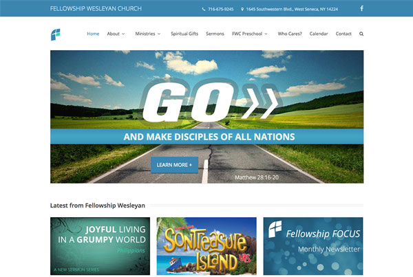 Fellowship Wesleyan Church