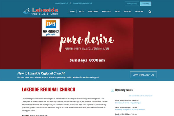 Lakeside Regional Church