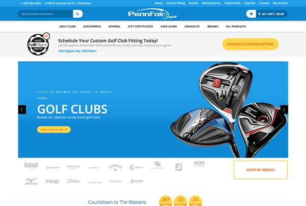 Pennfair Golf Shop