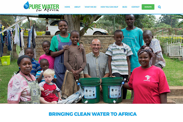 Pure Water for Africa, Inc.