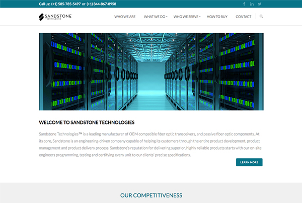Sandstone Technologies