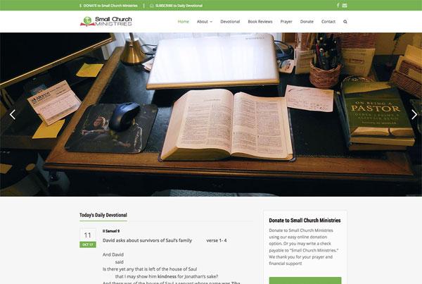 Small Church Ministries