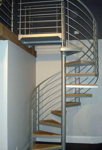 Non Stock Iron Spiral Staircases Teem Wholesale Custom Doors   Custom Iron Spiral Stairs   Cable Railing   Zumbrota Mn   San Francisco   Stair Railing   Wood Treads