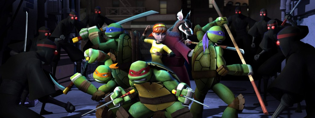 What if Nickelodeon gave IDW the helm of an entirely new TMNT series? Image Source: Nickelodeon.