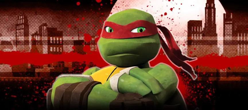 TMNT Raphael cover photo