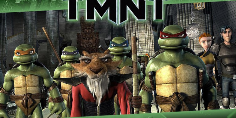 TMNT Movie Free Wallpaper