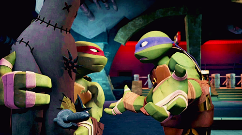 Never Say Xever review, TMNT