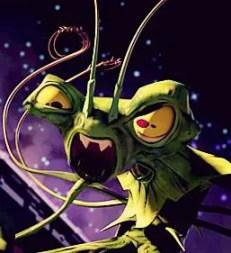 Snakeweed Ninja Turtles