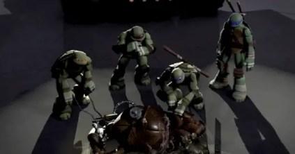 Cockroach Terminator TMNT Teenage Mutant Ninja Turtles