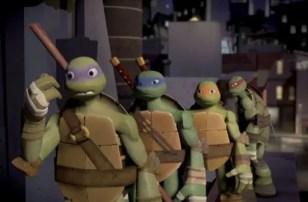 TCRI Review Nickelodeon TMNT Teenage Mutant Ninja Turtles