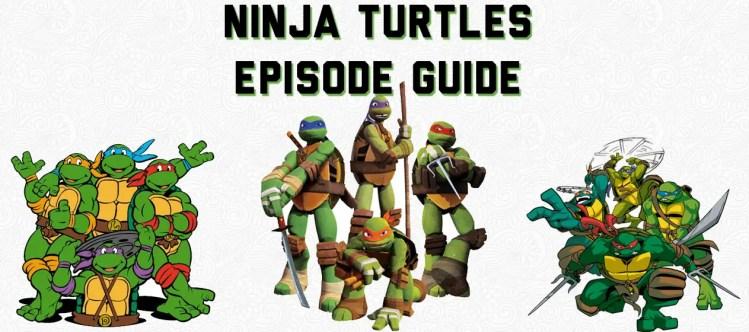 TMNT Episode Guide