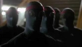 The Foot Clan movie TMNT Teenage Mutant Ninja Turtles