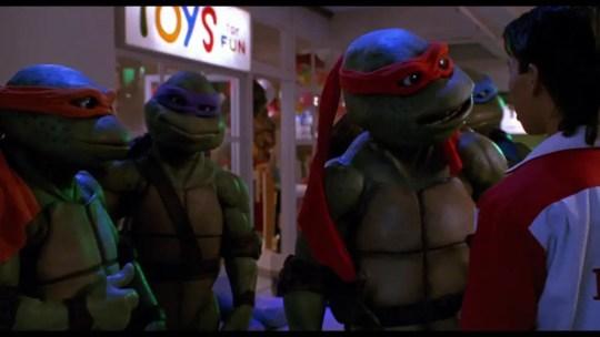 Keno TMNT Ninja Turtles The Secret of the Ooze