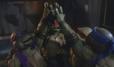 Teenage Mutant Ninja Turtles 1990 Movie