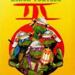 Teenage Mutant Ninja Turtles III 3 Cover