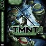 TMNT 2007 Movie Cover