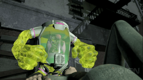 Mutagen Man Unleashed