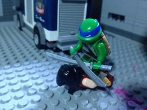 TMNT Lego Stop Motion 1
