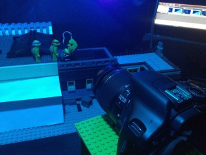 TMNT Lego Stop Motion 3