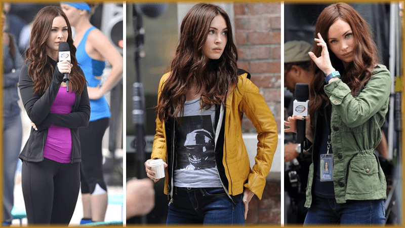 Megan Fox Gives Her Thoughts On April O Neil