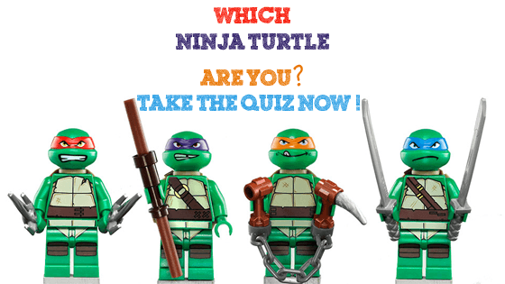 Tmnt Quiz Which Turtle Are You
