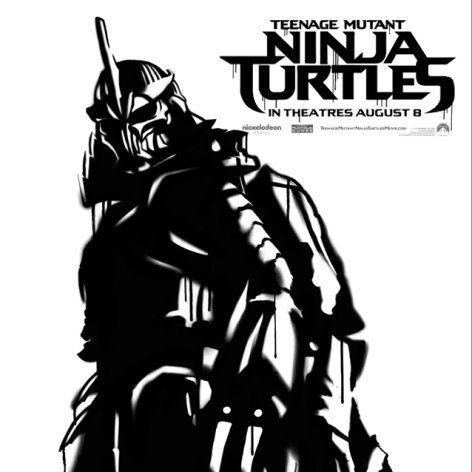 New Tmnt Movie 2014 Posters