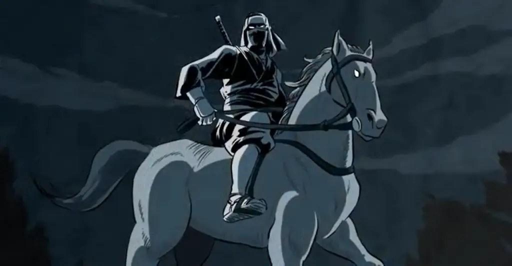 The Legend of the Kuro Kabuto 1