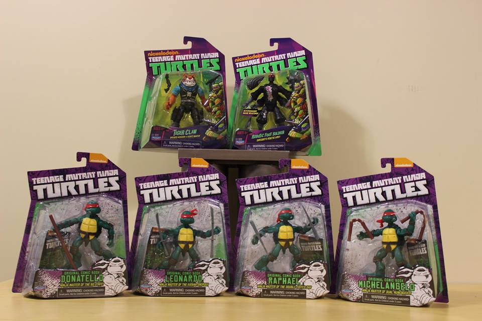 Playmates-Toys-Mirage-Comic-Based-Teenage-Mutant-Ninja-Turtles-Action-Figures