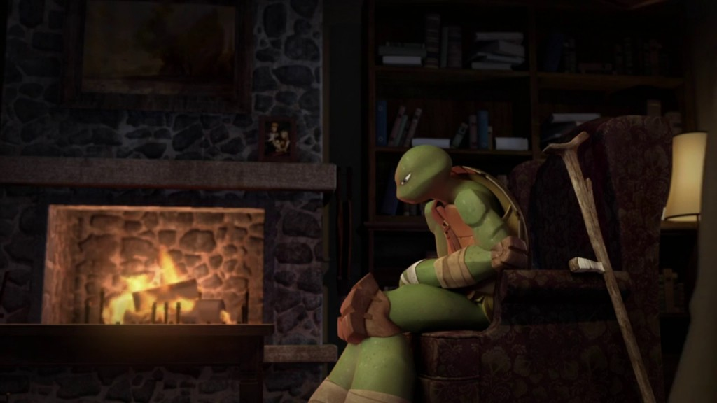 "TMNT – ""Within the Woods"" Review - Teenage Mutant Ninja"