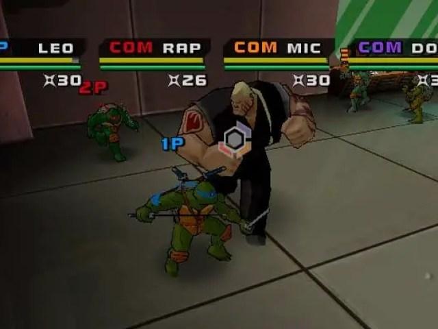Totally Turtle Games Mutant Nightmare 2005 Teenage Mutant Ninja Turtles Fan Site