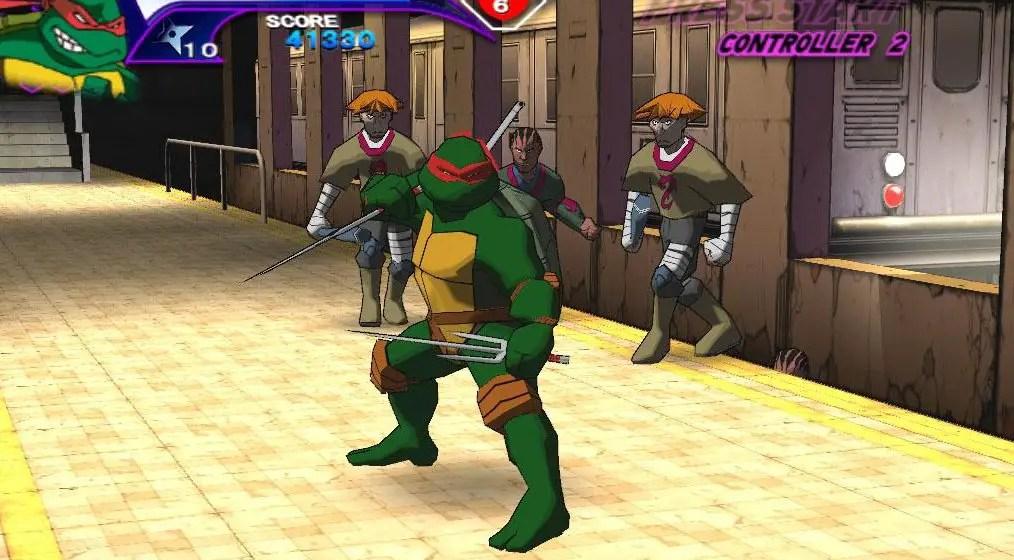 Totally Turtle Games Teenage Mutant Ninja Turtles 2003 Teenage Mutant Ninja Turtles Fan Site