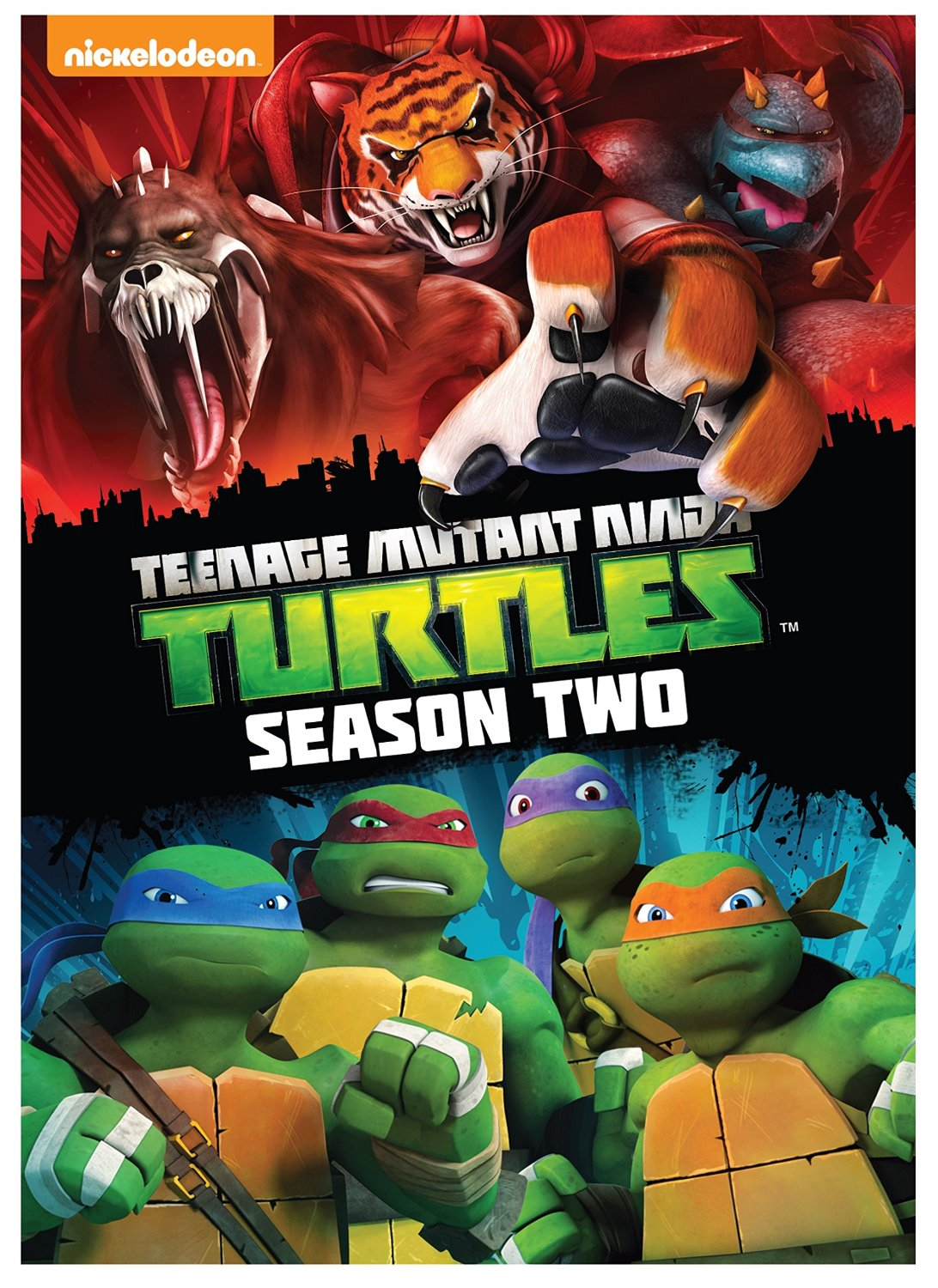 The Problem With Nickelodeon's TMNT DVDs - Teenage Mutant Ninja