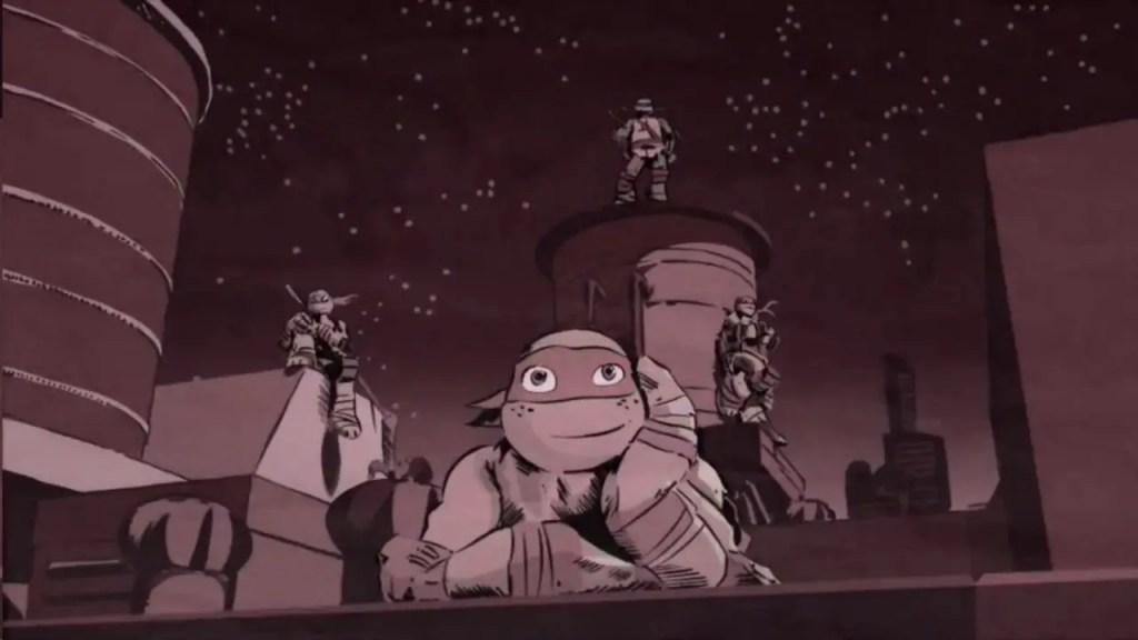 Ninja Turtles Tale of the Yokai 2