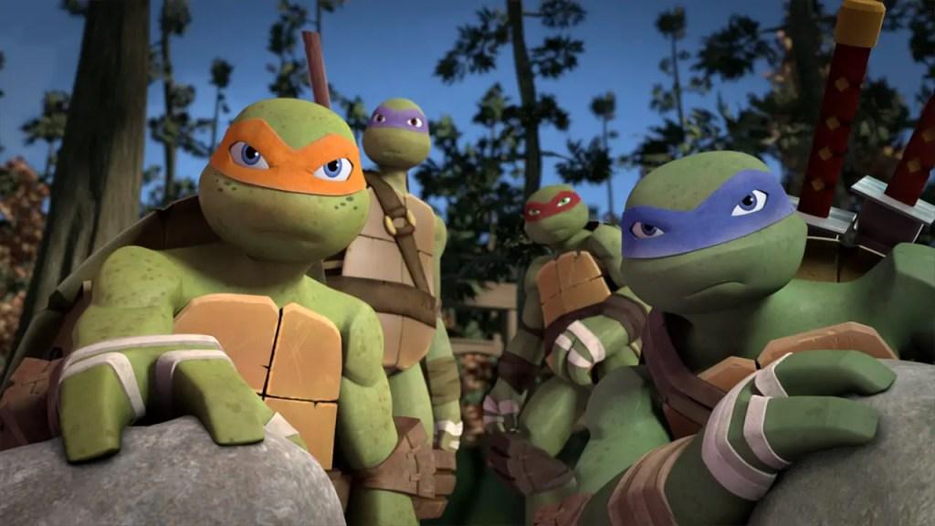 Ninja Turtles Tale of the Yokai 3