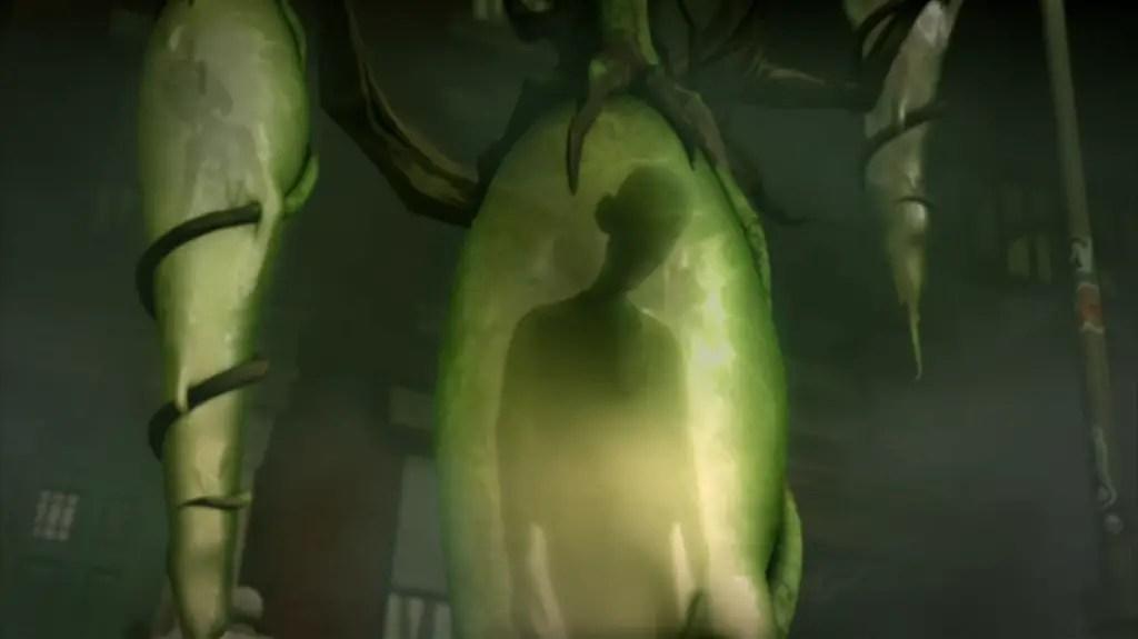 The Creeping Doom Nick TMNT