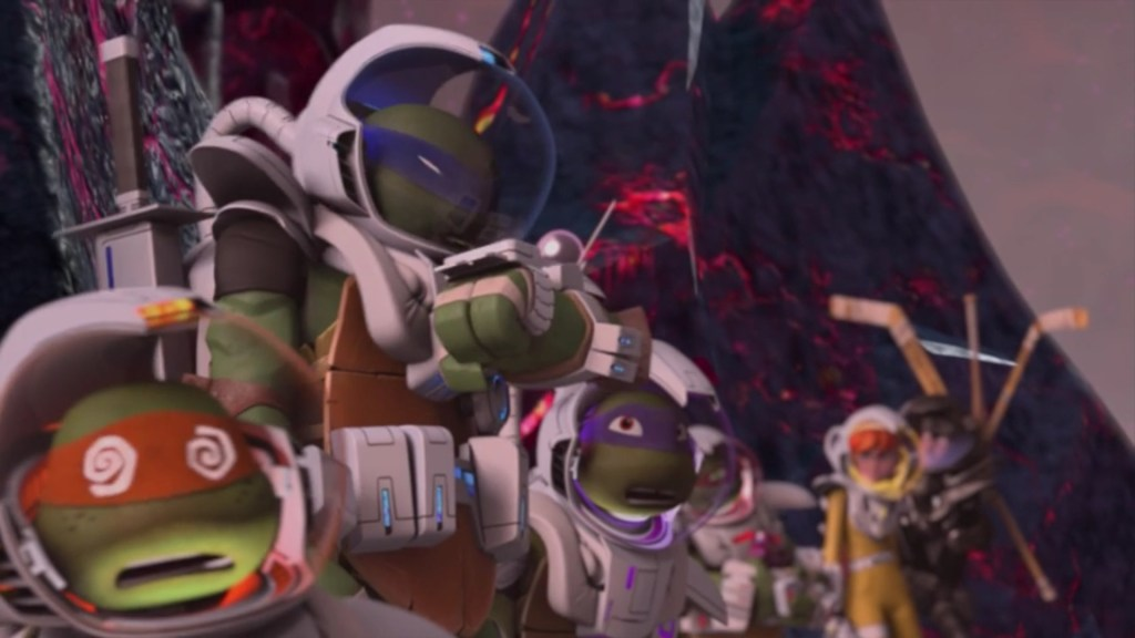 """Source: TMNT - """"The Ever-Burning Fire"""""""