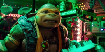 Screen cap taken from trailer for TMNT 2. Source: Paramount