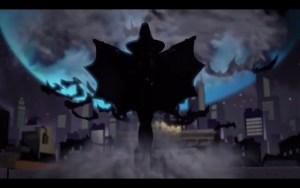 Shinigami is revealed!