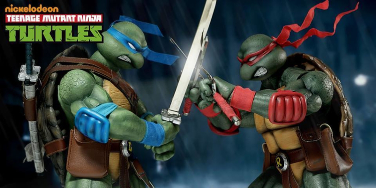 These Raphael and Leonardo figures from DreamEX are looking quite excellent. Image Source: TNI, DreamEX.
